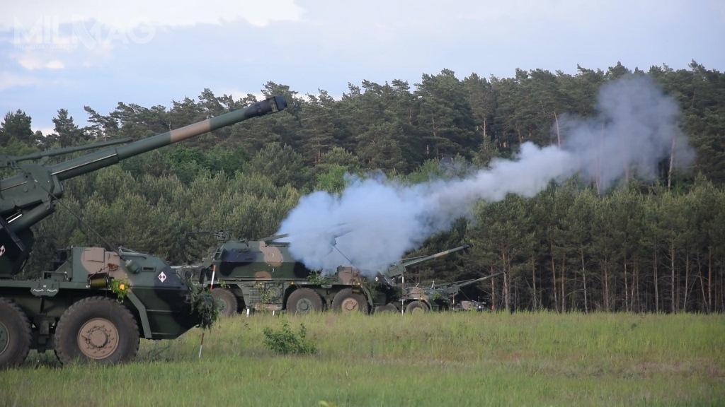 Wchodząca wskład Grupy WB, spółka WB Electronics zajmie się naprawą imodyfikacją zautomatyzowanego zestawu kierowania ogniem TOPAZ w5. Lubuskim Pułku Artylerii wSulechowie / Zdjęcie:  5. Lubuski Pułk Artylerii