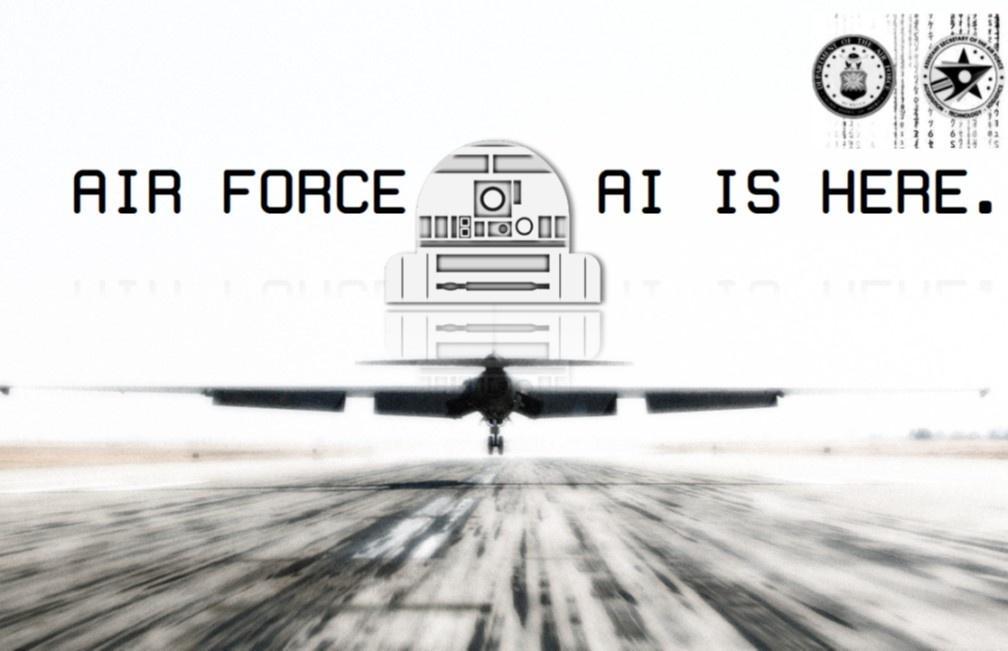 Nazwa oprogramowania ARTUµ nawiązuje dosłynnego droida (robota) naprawczego R2-D2, bohatera filmowego cyklu Gwiezdne Wojny / Zdjęcie igrafika: USAF