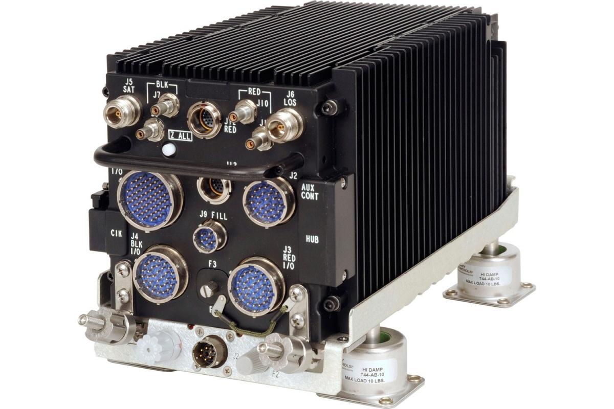 W swojej długiej historii Airborne Tactical Radios wypracował rozległe know-how dziedzinie bezpiecznej łączności radiowej / Zdjęcie: Raytheon Technologies