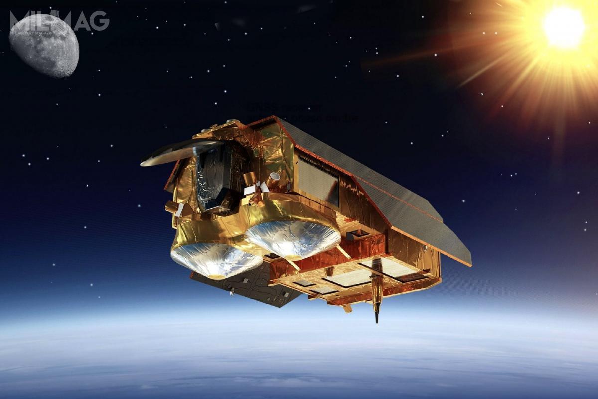Warto zauważyć, żeAirbus Defence and Space jest odpowiedzialna zapojazd kosmiczny lub ładunek wtrzech zsześciu misji obserwacji Ziemi iśrodowiska Copernicus nowej generacji: LSTM, CRISTAL iRose-Loraz orazdostarcza ważny sprzęt dla wszystkich sześciu misji obserwacyjnych / Grafika: Airbus Defence and Space