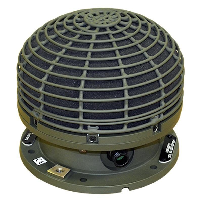 Czujnik akustyczny nowej generacji Acusonic. Sensory zostaną rozmieszczone nakadłubach pojazdów Ajax /Zdjęcie: Thales UK