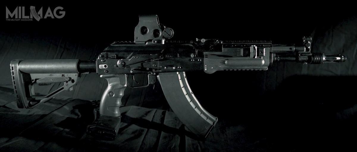 Rosyjska Gwardia Narodowa będzie pierwszym użytkownikiem subkarabinków AK-204. Toskrócona odmiana AK-203 doamunicji 7,62 mm x 39. Obie konstrukcje tozmodyfikowane wersje AK-104 iAK-103
