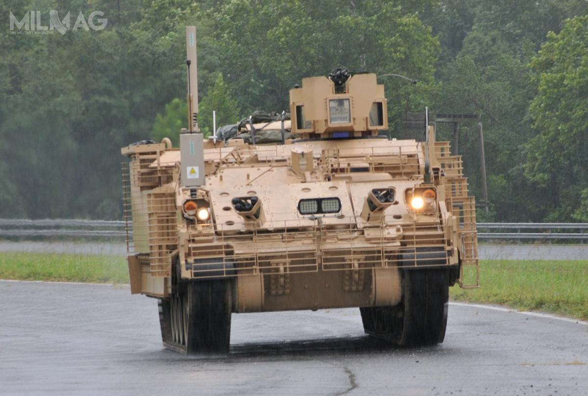 AMPV zastąpi przestarzałe transportery M133. Wporównaniu znimi charakteryzuje się zwiększoną mobilnością izwiększoną przeżywalnością nawspółczesnym polu walki /Zdjęcia: BAE Systems