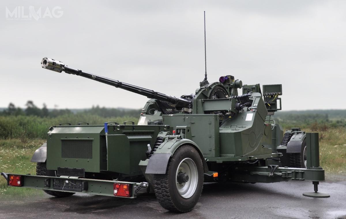 Program Noteć ma wyłonić dostawcę następcy armat S-60M. Systemem zainteresowane są Indie, które poszukują dostawcy zestawów przeciwlotniczych zamunicją programowalną nanabój 35 mm x 228 / Zdjęcie: PIT-Radwar