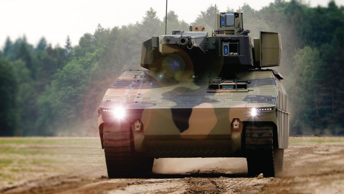 KF41 Lynx jest powiększoną wersją KF31. Oba charakteryzują się wpełni modułową konstrukcją / Zdjęcie: Rheinmetall AG