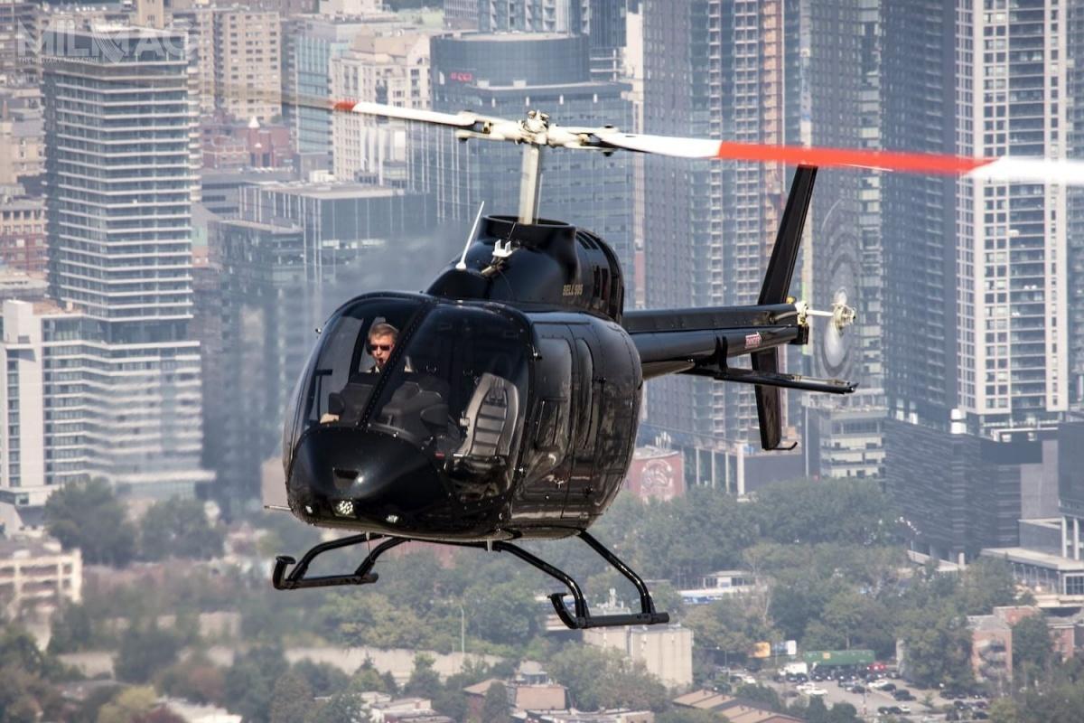 Bell Textron dostarczył dotąd prawie 300 śmigłowców model 505 JRX doponad 55 państw nasześciu kontynentach, które przekroczyły łącznie 50 tys. godzin nalotu. Wśród użytkowników publicznych są: japońska Straż Wybrzeża, wojska lotnicze Czarnogóry, wietnamska spółka Vietnam Helicopter Corporation orazpolicja amerykańska / Zdjęcie: Bell Textron