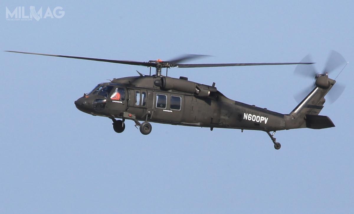 Wojska Lądowe Stanów Zjednoczonych dołączyły doprogramu ALIAS podkoniec października 2018. Technologia ma pozwolić naskupienie się pilotom nacelach misji, amniej nasamym pilotażu. Wdalszej kolejności, śmigłowce będą sterowane zdalnie zziemi