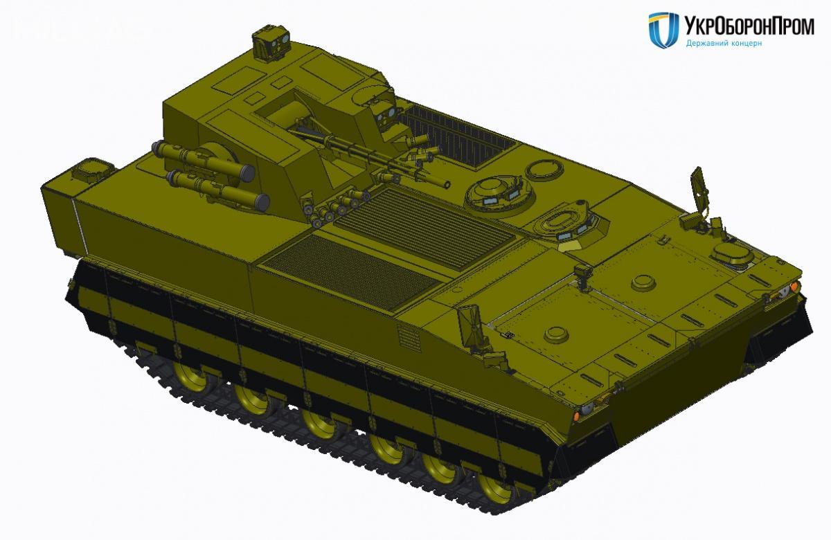 Prototyp BMP-U ma być gotowy doprób już w2020