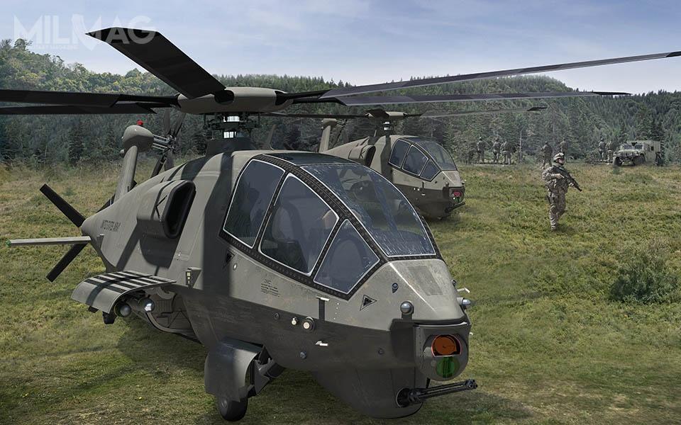 Mark Cherry, wiceprezes idyrektor generalny ośrodka badawczego Boeing Phantom Works poinformował, żenowy śmigłowiec ma być stosunkowo niedrogi iwpełni zintegrowany zsystemami wykorzystywanymi przezUS Army