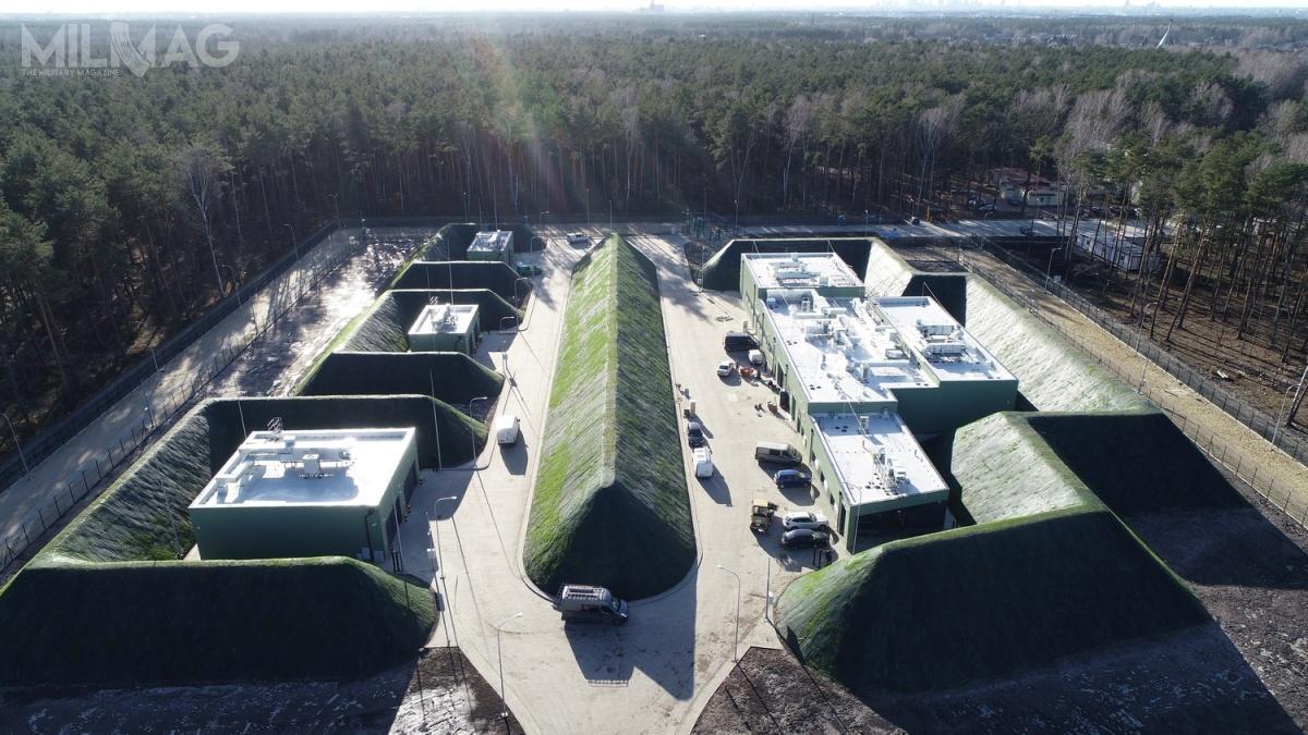 Realizowana inwestycja zakłada zbudowanie zespołu budynków wraz zwyposażeniem specjalnym pozwalających naprodukcję, serwisowanie icertyfikację pocisków rakietowych. Inwestycja wiąże się  zustanowieniem wGrupie Kapitałowej PGZ nowych zdolności rakietowych / Zdjęcie: Polska Grupa Zbrojeniowa
