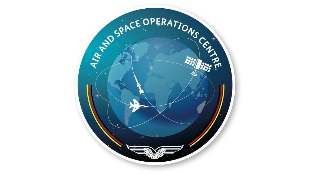 Zaprezentowano także logo nowej struktury. / Zdjęcie igrafika: /Torsten Kraatz, Kristin Schönbeck, Bundeswehra, System AG