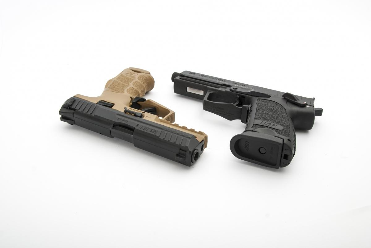 Cenzin zaprezentuje natargach EUROPOLTECH szeroką ofertę broni strzeleckiej iakcesoriów dla służb mundurowych, jak również odbiorców cywilnych. /Zdjęcie: Cenzin