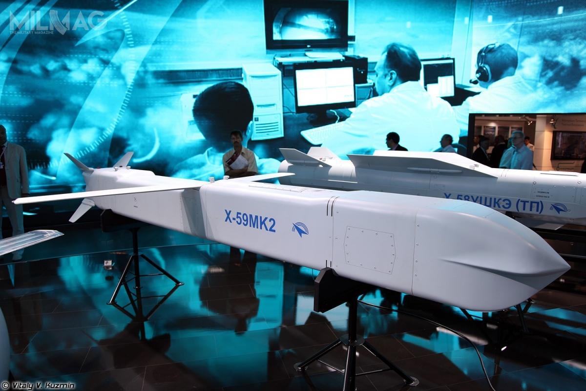 Ch-59MK2 jest głębokim rozwinięciem pocisku manewrującego Ch-59 Owod typu stand-off oobniżonej sygnaturze radarowej.