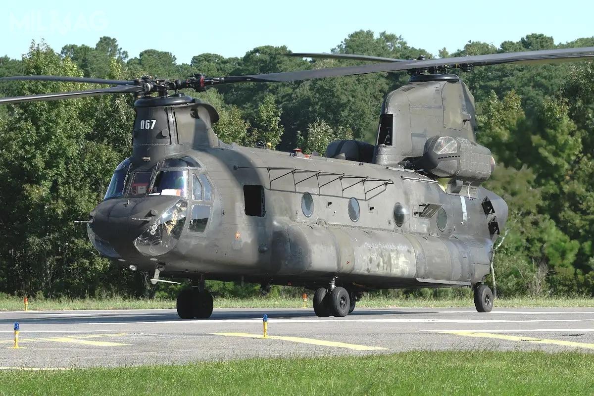Silniki turbowałowe General Aviation GE38-1B (T408-GE-400) zostały zintegrowane zciężkim śmigłowcem transportowym CH-47F Block IChinook, któryjako platforma testowa otrzymał oznaczenie NCH-47D.