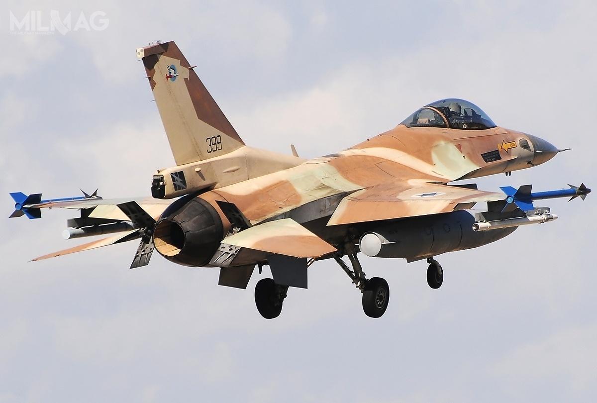 Na posiedzeniu 27 marca chorwacka Rada Bezpieczeństwa zaopiniowała zakup 12 izraelskich myśliwców wielozadaniowych F-16C/D Barak / Zdjęcie: Aldo Bidini
