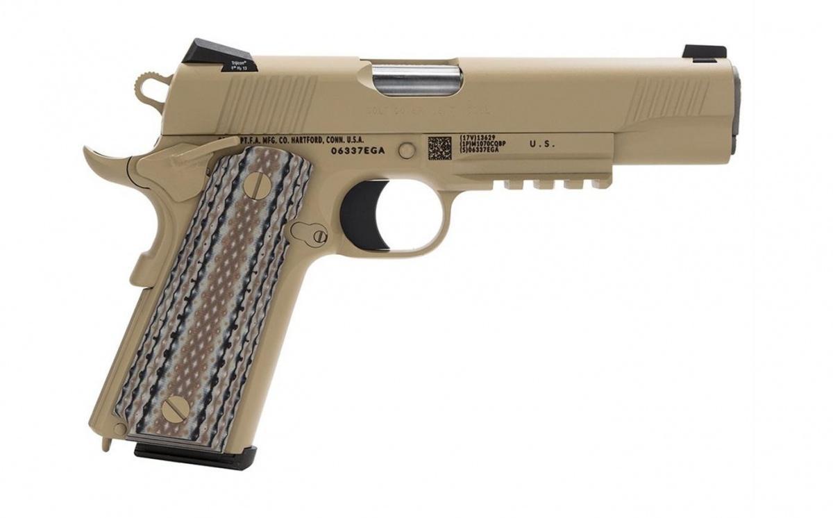Asortyment obejmie zarówno broń długą jak ikrótką doamunicji .223 Remington ,.308 Winchester, 9mm x 19, .45 ACP i.38 Special.