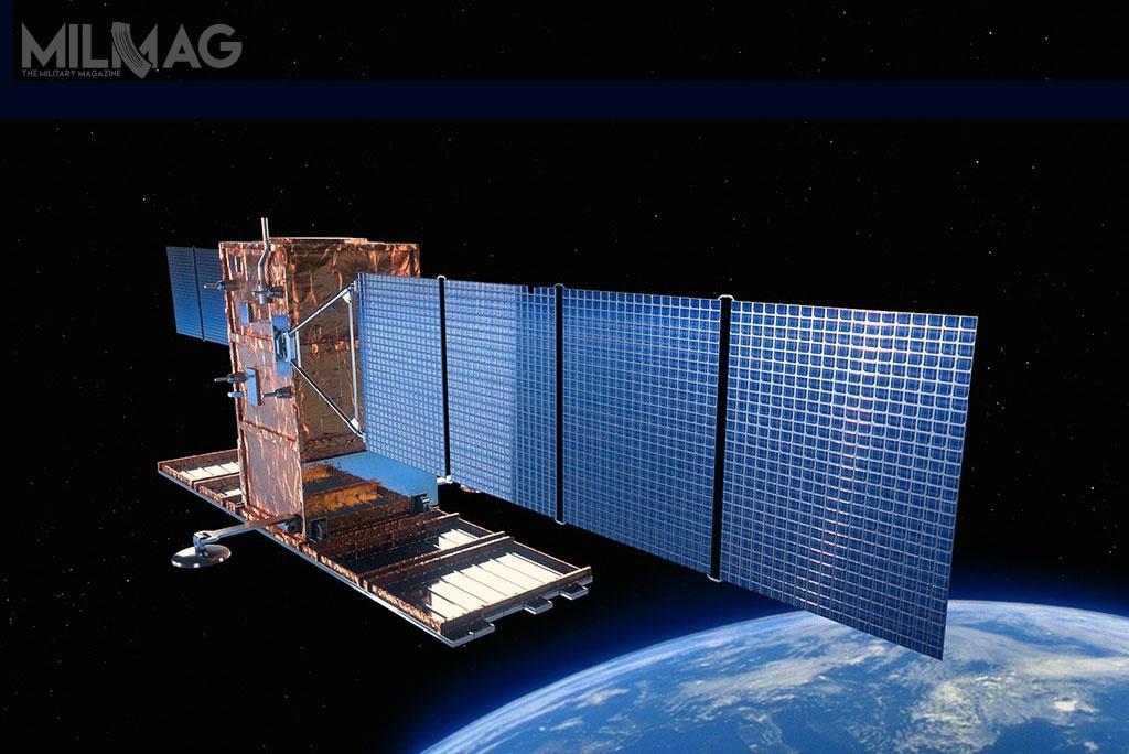 Włoska spółka Leonardo poinformowała ogotowości dowystrzelenia wkosmos dwóch dodatkowych satelitów COSMO-SkyMed Second Generation napotrzeby włoskich sił zbrojnych / grafika: Leonardo