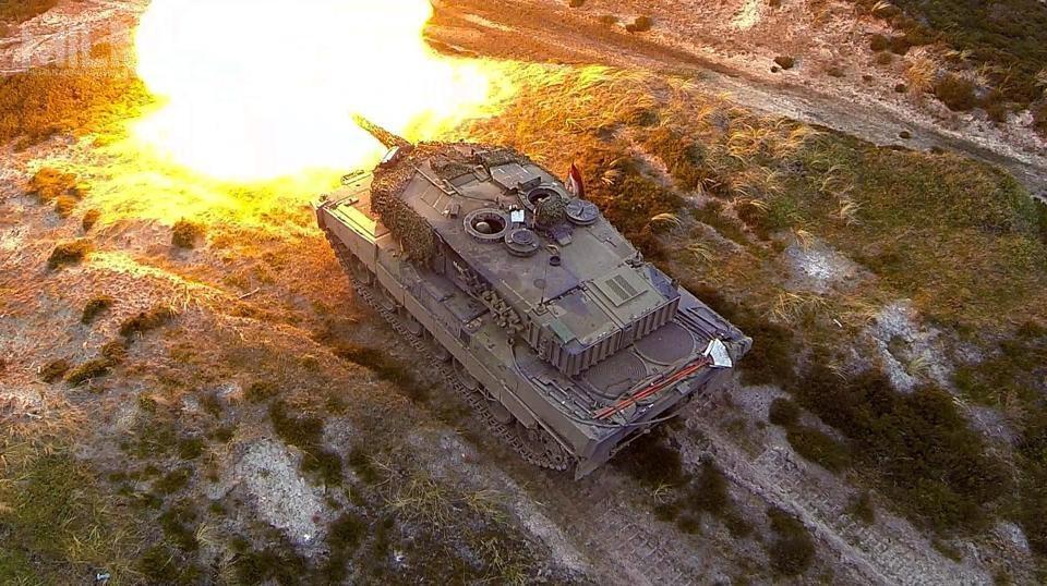 Duńczycy wramach umowy międzyrządowej kupią amunicję 120 mm x 570 odholenderskich sił zbrojnych / Zdjęcia: MO Danii