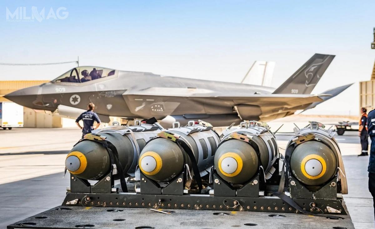 . Eskadra Lions of the South jest drugą, po140. Eskadrze Golden Eagle, przezbrojonej wsamoloty wielozadaniowe F-35I Adir. Obie eskadry mają liczyć pookoło 25 samolotów
