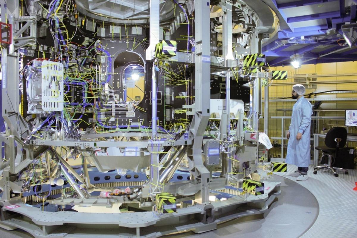 Moduł ESM powstał weuropejskim ośrodku badań kosmicznych wniemieckiej Bremie ijest owocem czteroletnich prac inżynierskich.