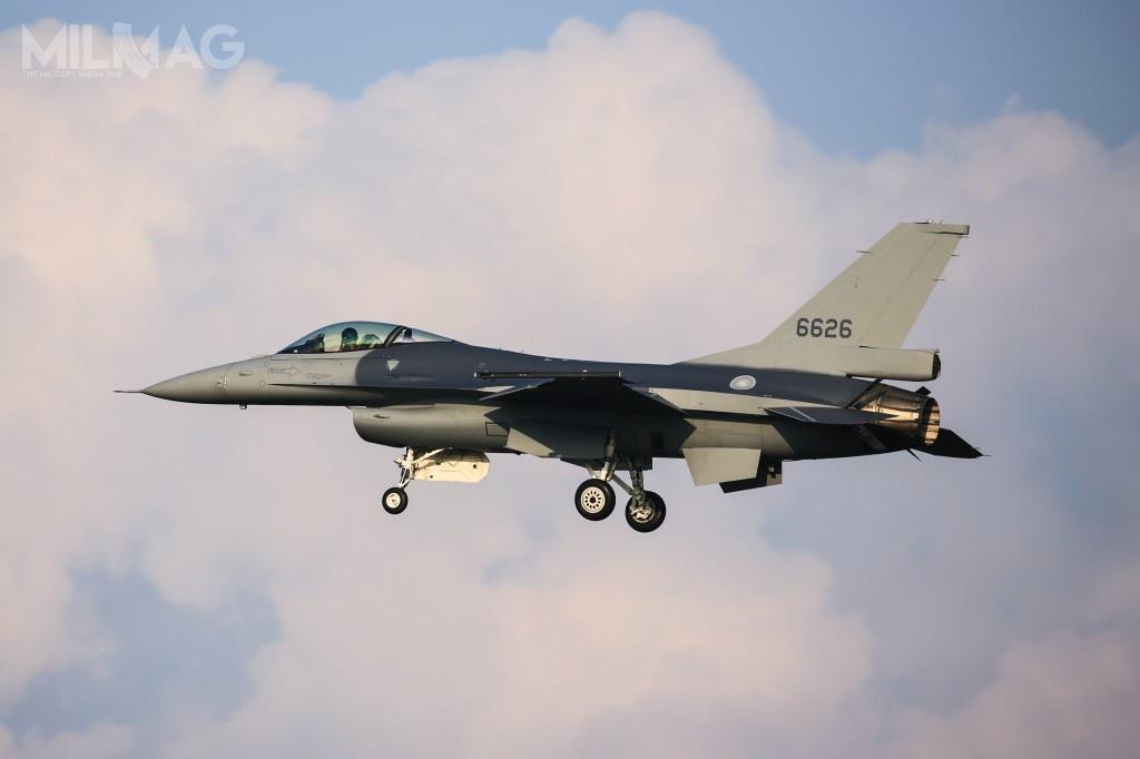 Pierwszy prototyp F-16V Block 70/72 został oblatany 16 października 2015 /Zdjęcie: Lockheed Martin