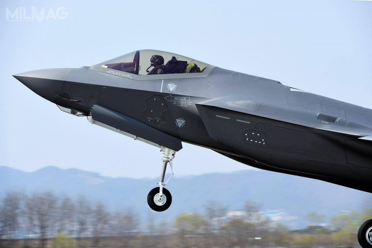 Lockheed Martin zaoferował 25 kluczowych technologii F-35 napotrzeby południowokoreańskiej programu KF-X / Zdjęcia: DAPA