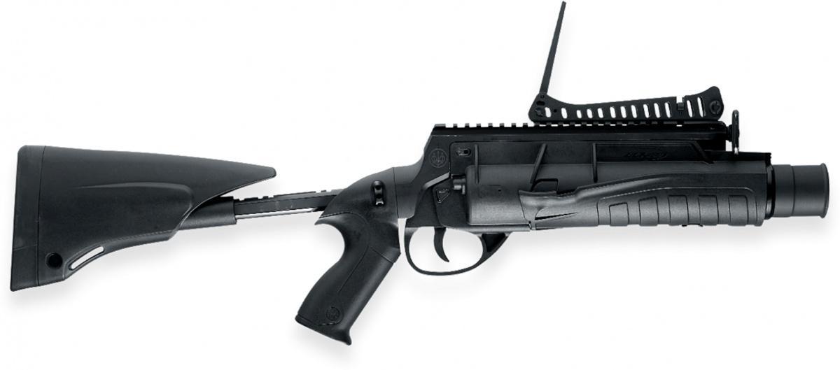 Najtańszą ofertę złożyła UMO. Jak dowiedziała się redakcja Magazynu Militarnego MILMAG, spółka zZielonki zaoferowała włoskie  40-mm granatniki jednostrzałowe samodzielne Beretta GLX160 A3 / Zdjęcie: Beretta Defense Technologies