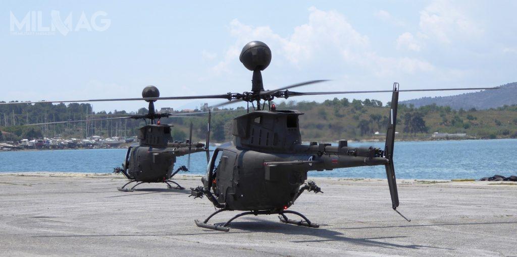 Transport objął 36 wpełni wyposażonych wiropłatów, 24 zniepełnym wyposażeniem przeznaczonych doszkolenia oraz10 płatowców przeznaczonych naczęści zamienne. /Zdjęcia: Ministerstwo Obrony Grecji
