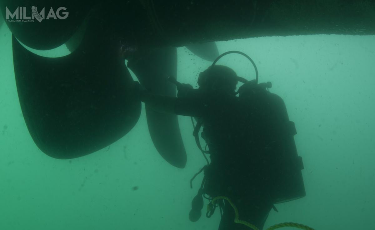 Jednostka Wojskowa GROM (JWG) rozpoczęła postępowanie nadostawy morskich minprzeciwokrętowych wtrzech odmianach / Zdjęcie: US Navy