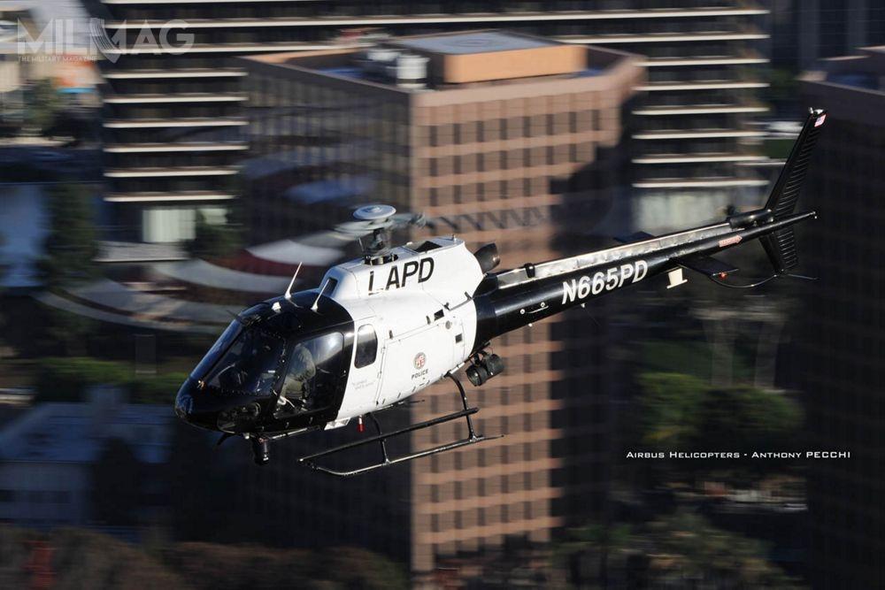 Spółka Heli Invest, reprezentująca Airbus Helicopters, zaoferowała model H125 (wcześniejsze oznaczenie: Eurocopter AS350 Écureuil), wykorzystywany przezjednostki policyjne nacałym świecie / Zdjęcie: Airbus Helicopters