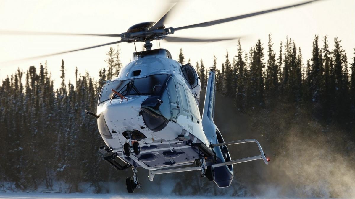 Prototyp śmigłowca H160 ujawniono podczas Heli-Expo wOrlando naFlorydzie 3marca 2015. Jego oblot nastąpił wczerwcu tego samego roku. /Zdjęcie: Airbus Helicopters