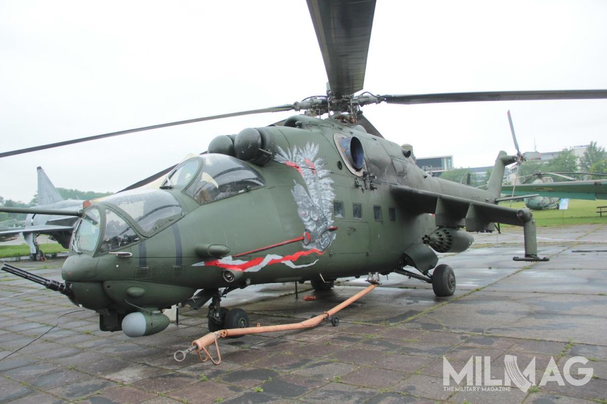 Prace modernizacyjne mają zwiększyć zdolności bojowe Mi-24D iMi-24W doczasu pozyskania nowych śmigłowców szturmowych wramach programu Kruk