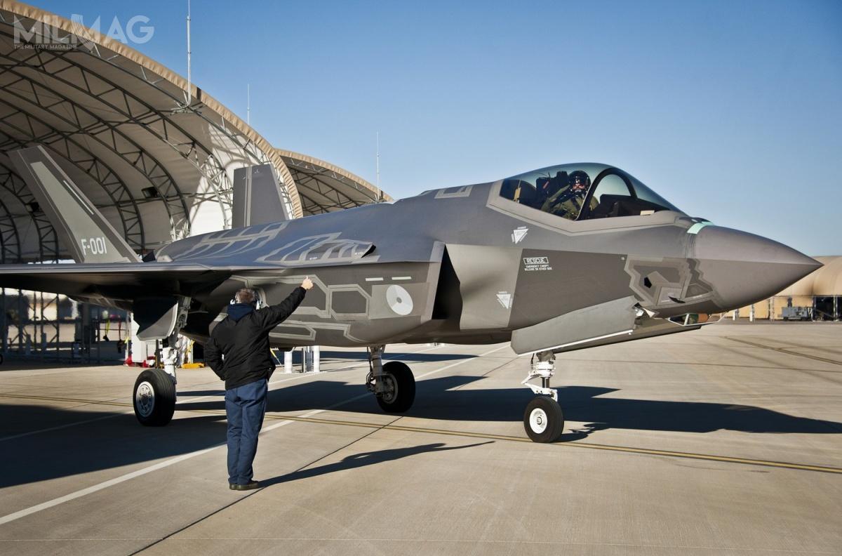 Holendrzy będą kontynuować zakup floty 37 myśliwców wielozadaniowych F-35A Lightning II, atakże pokładowego uzbrojenia klasy powietrze-ziemia bliskiego idalekiego zasięgu /Zdjęcie: Samuel King Jr., USAF