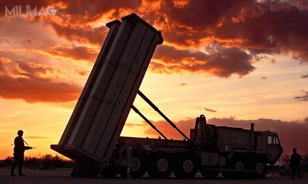 Wartość jednej baterii THAAD jest szacowana naokoło 2mld USD (11,47 mld zł) / Zdjęcie: Lockheed Martin