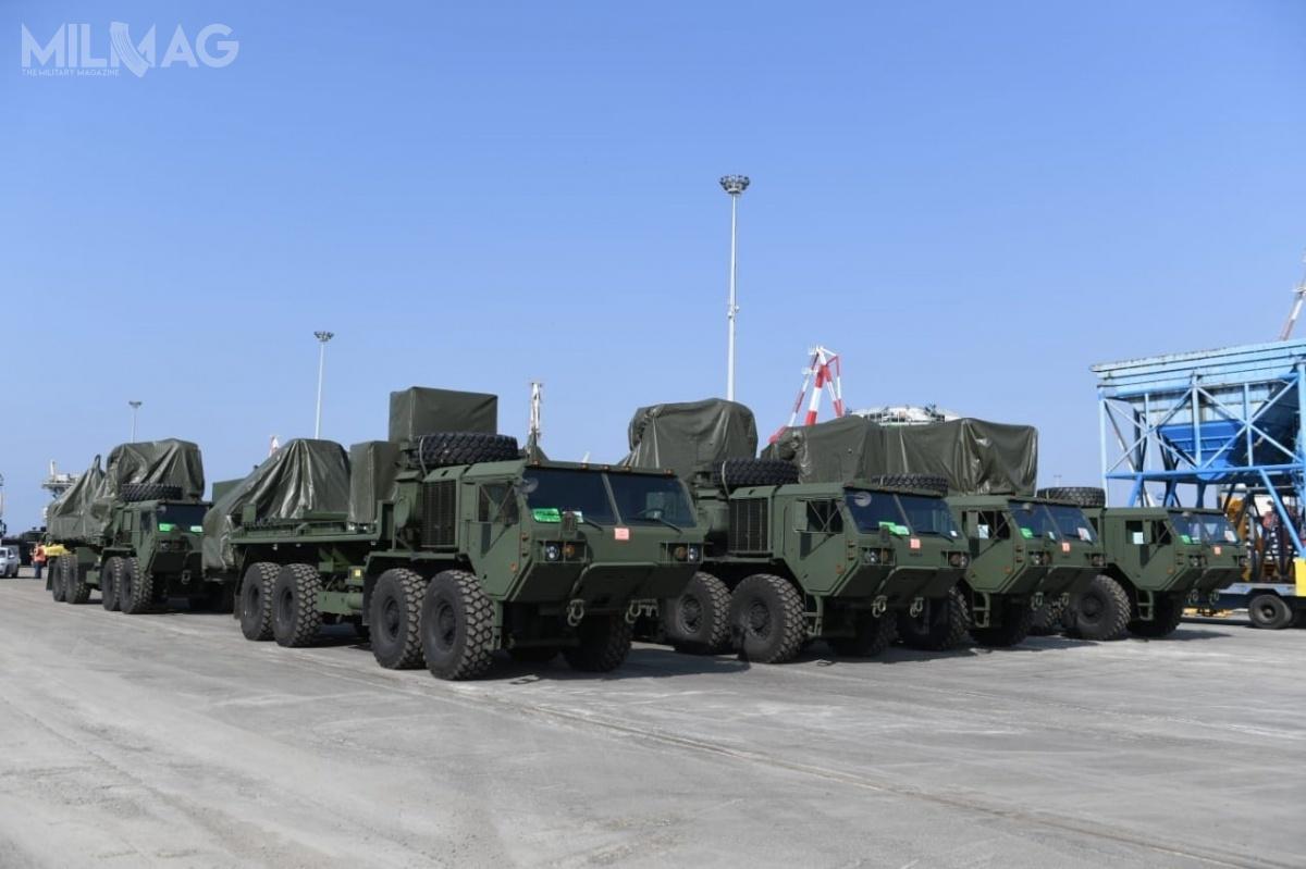 W związku zzakończeniem dostaw dwóch baterii systemu obrony systemu przeciwrakietowego krótkiego zasięgu Iron Dome doUSA, planowana jest ich integracja zsystemem dowodzenia IBCS / Zdjęcie: Rafael Advanced Defense Systems