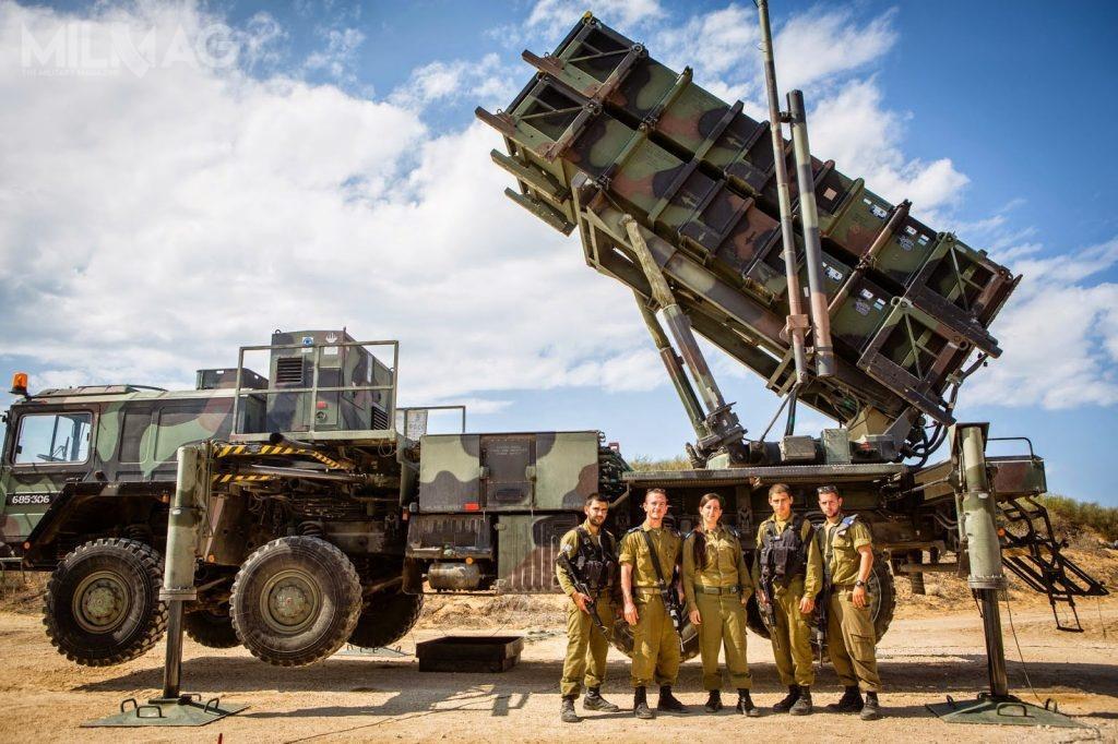 Siły Obronne Izraela dysponują przeciwlotniczymi iprzeciwrakietowymi zestawami rakietowymi bazowania lądowego imorskiego typu Barak-8, Iron Dome, David's Sling, MIM-104D Patriot iArrow 2/3. /Zdjęcie: Chel ha-Awir