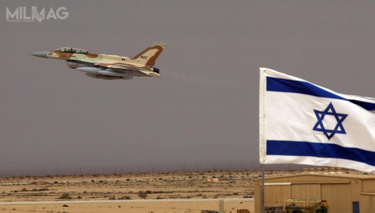Korpus Powietrzny Izraela (Chejl ha-Awir) przejdzie zpomocą USA największą odlat modernizację techniczną swojego wyposażenia. /Zdjęcie: KPI