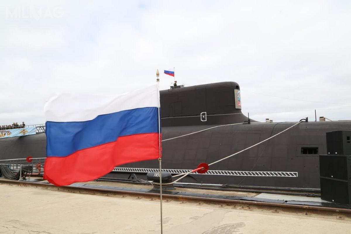 K-549 Kniaź Władimir jest również drugim, obok prototypowego okrętu K-535 Jurij Dołgoruki, którywszedł jak dotąd nawyposażenie Floty Północnej. K-550 Aleksander Newski iK-551 Władimir Monomach służą weFlocie Oceanu Spokojnego
