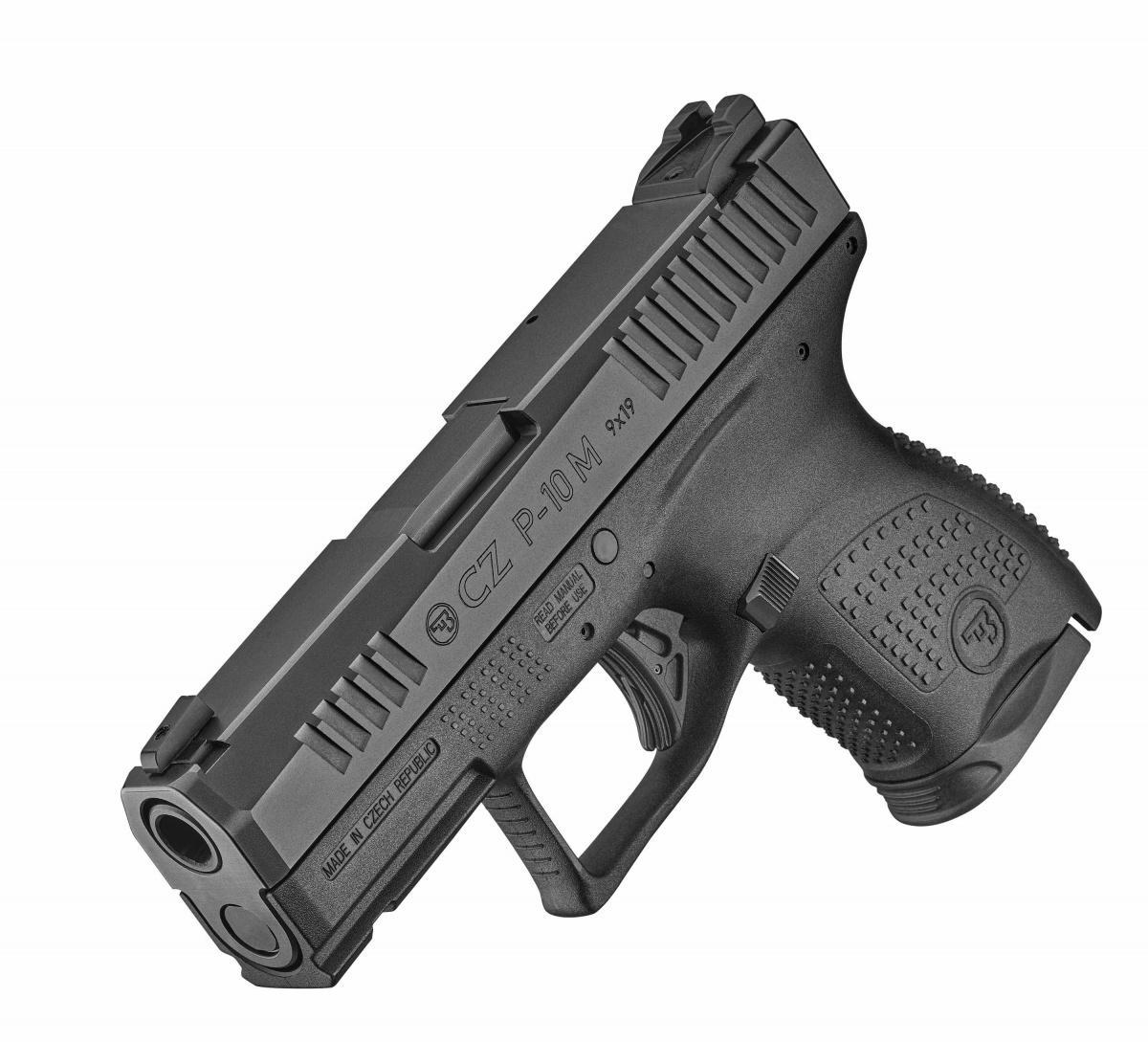 P-10 Micro tonajmniejszy bezkurkowy pistolet CZ przeznaczony docodziennego noszenia