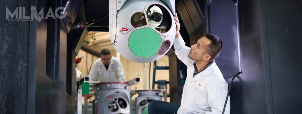 Konsolidacja obu koncernów zakończy się wpołowie 2019 anowo powstałe L3 Harris Technologies stanie się szóstą największą spółką branży obronnej wUSA. /Zdjęcie: L3 Technologies