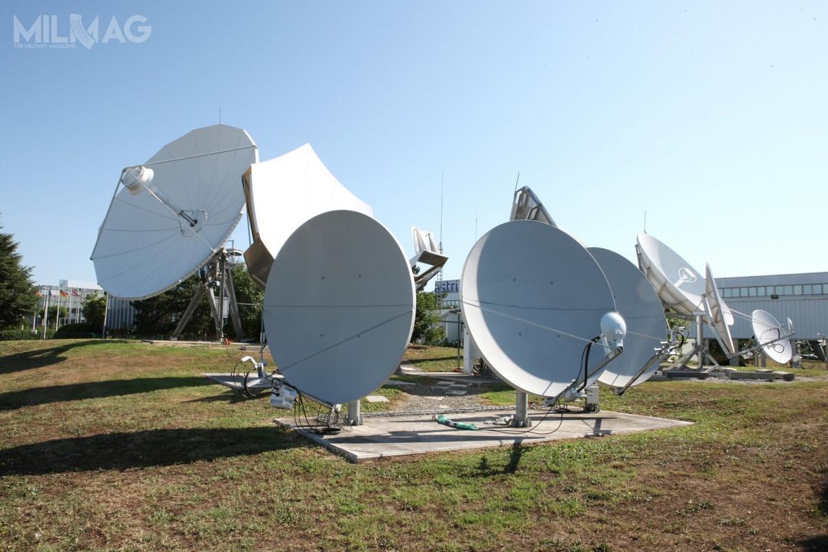 Airbus dysponuje doświadczeniem wzakresie świadczenia usług łączności satelitarnej naskalę globalną orazwewszystkich komercyjnych iwojskowych pasmach częstotliwości (L, C, Ku, Ka, X iUHF) / Zdjęcie: Airbus Space and Defence