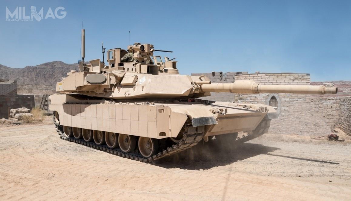 Izraelski zestaw ochrony aktywnej Trophy HV jest wstanie zneutralizować pociski granatników przeciwpancernych ippk. System składa się zradiolokatorów wykrywających zagrożenia wokół chronionego pojazdu orazefektorów MEFP (Multiple Explosively Formed Penetrator), które niszczą nadlatujące pociski  / Zdjęcie: US Army