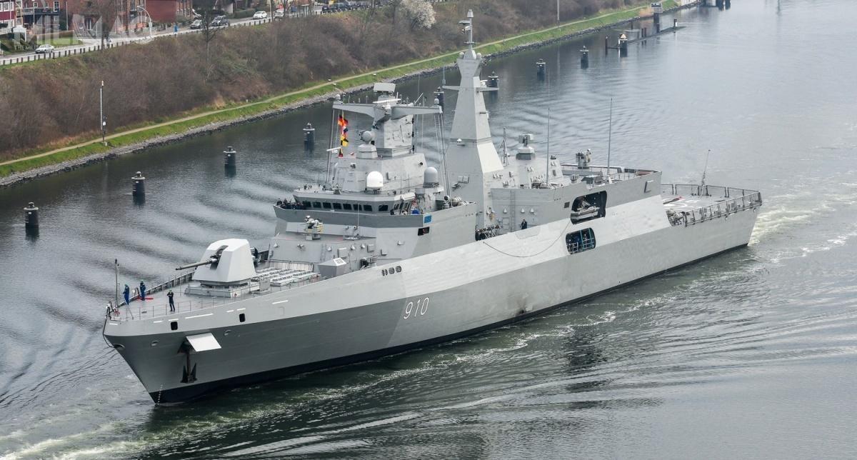 Okręty ztyposzeregu MEKO są budowane od1982. Dodziś zbudowano 82 jednostki różnych klas: niszczyciel rakietowy, fregata rakietowa, korweta rakietowa ipełnomorskie okręty patrolowe. 37 znich zbudowano nalicencji. Okręty służą wmarynarkach wojennych 14 państw / Zdjęcie: TKMS