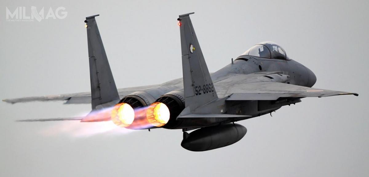 Modernizacja obejmie 98 samolotów F-15J Kai nawyposażeniu Japońskich Powietrznych Sił Samoobrony (Kōkū Jieitai) / Zdjęcie: Ministerstwo Obrony Japonii