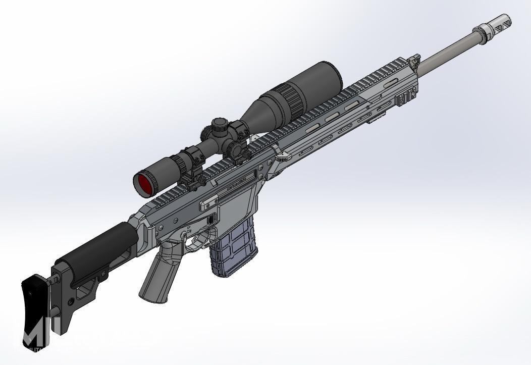 Według obecnych planów, Fabryka Broni zamierza dokońca 2018 wdrożyć doprodukcji karabin samopowtarzalny MSBS-7,62N doamunicji 7,62 mm x 51. Broń będzie oferowana Wojsku Polskiemu jako nowy karabin wyborowy, następca obecnie używanych, silnie wyeksploatowanych SWD, strzelających rosyjskimi nabojami 7,62 mm x 54R. Narysunku koncepcyjnym MSBS-7,62N wporównaniu zkarabinkiem standardowym MSBS-5,56. Niestety, ani zdjęcia ani ilustracje nowej broni niemogą być opublikowane doczasu zakończenia rejestrowania wspólnotowego wzoru przemysłowego, chroniącego odstrony wzornictwa przemysłowego polską konstrukcję
