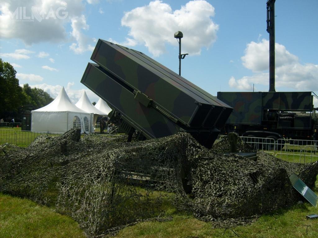System wkonfiguracji NASAMS II jest obecnie używany przezChile, Finlandię, Holandię, Norwegię iUSA. Wkrótce użytkownikiem staną się Australia, Indonezja, Litwa iOman, aChorwacja wyraziła chęć jego zakupu. /Zdjęcie: MO Holandii