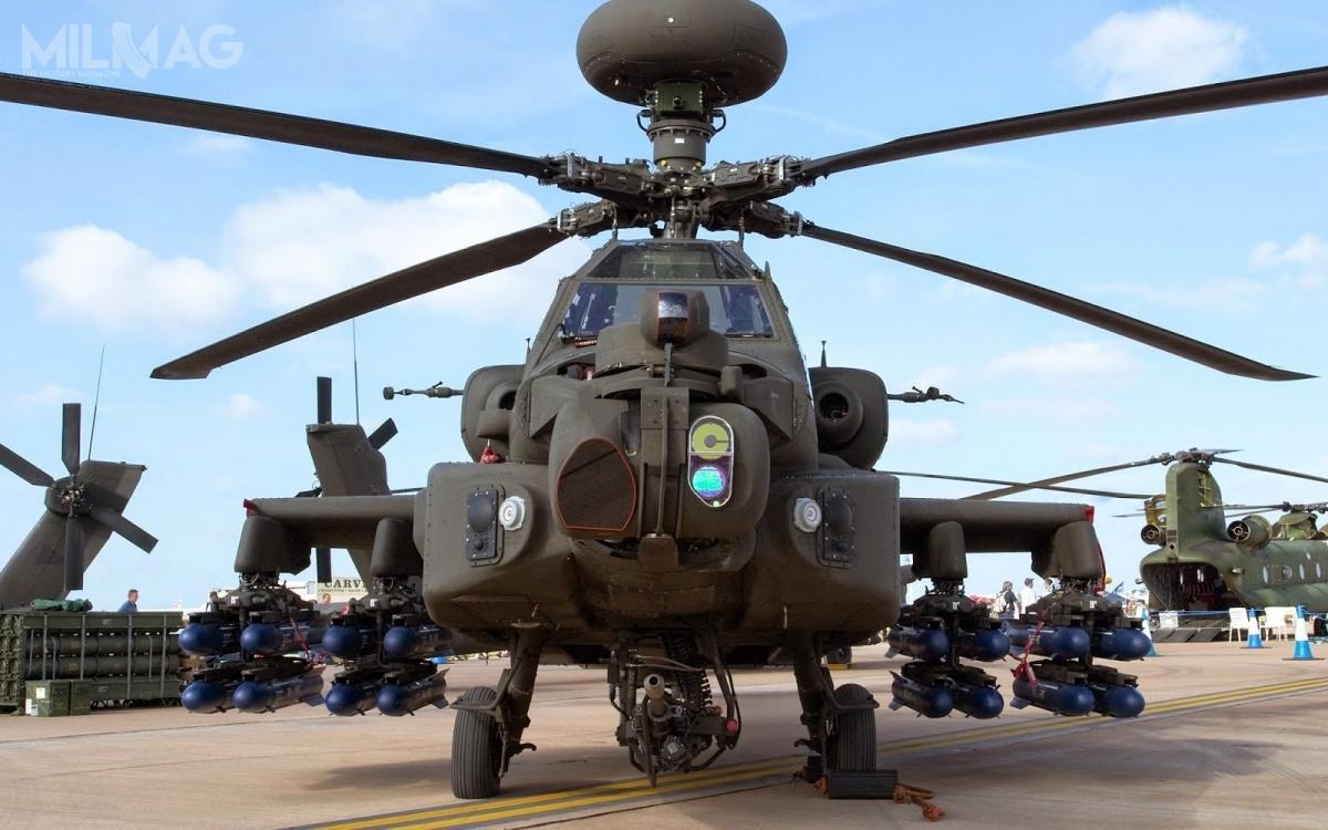 Według najnowszych informacji Boeinga, naświecie jest obecnie użytkowanych około 1200 śmigłowców AH-64 Apache wszystkich wersji wszesnastu państwach. Wstyczniu 2020 Boeing ujawnił, żezainteresowany zakupem tych wiropłatów jest Bangladesz / Zdjęcie: Boeing