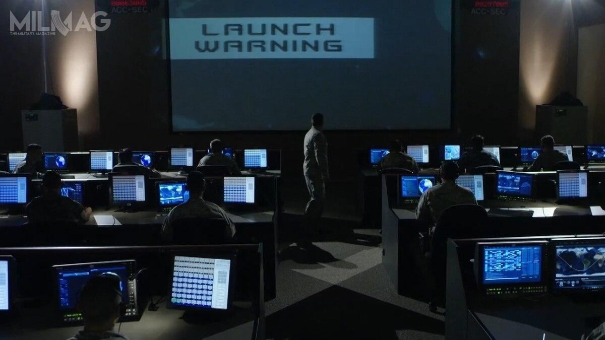 System OPIR, podobnie jak SBIRS, będzie opartym oczujniki napodczerwień, satelitarnym systemem wczesnego ostrzegania oataku rakietowym zużyciem pocisków balistycznych / Grafika: Departament Obrony USA