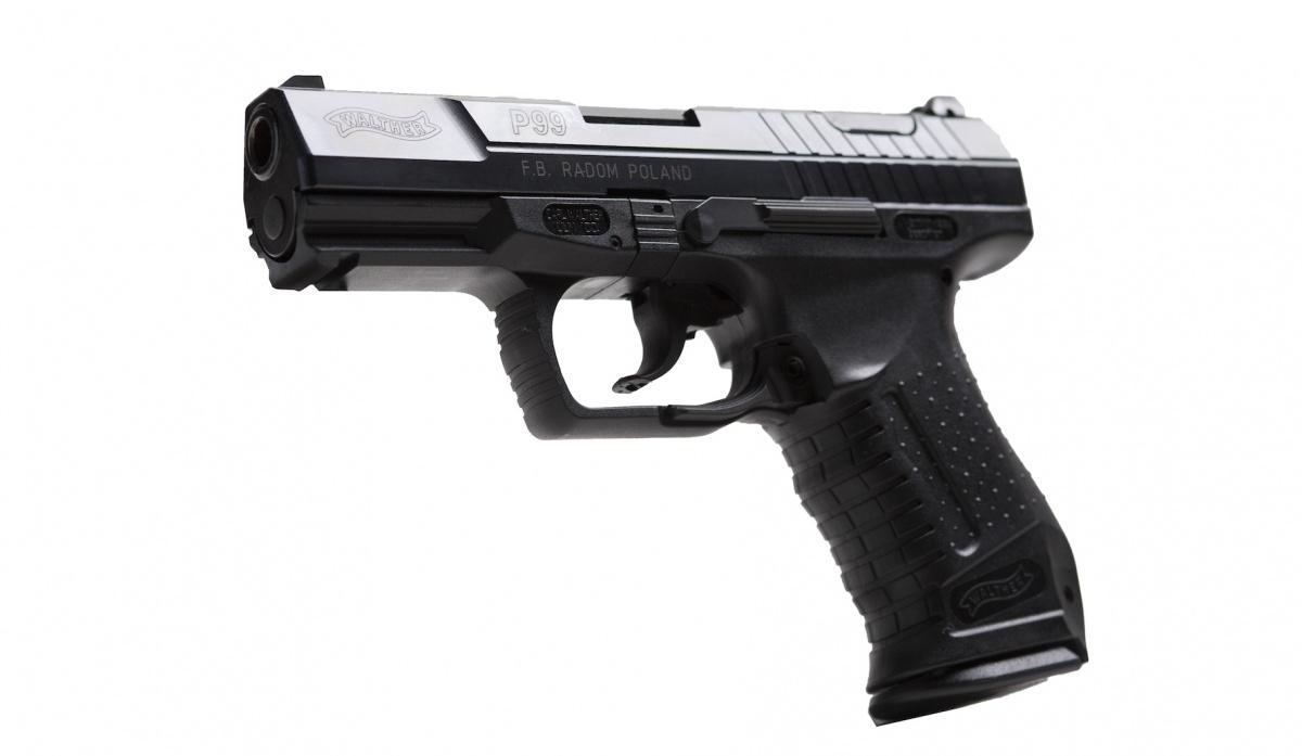 Po pozytywnych wynikach badań Fabryka Broni dostarczy doKomendy Głównej Policji pozostałe  3000 pistoletów P99AS, wypełniając tym samym zapisy umowy / Zdjęcie: Fabryka Broni Łucznik-Radom