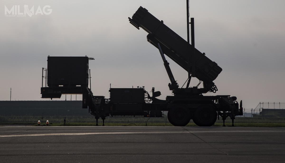 Obecnie trwają negocjacje zestroną amerykańską ws. realizacji II etapu programu Wisła, któryzakłada zakup 6kolejnych baterii systemu Patriot wraz zkolejnymi umowami offsetowymi / Zdjęcie: Aaron Henson, USMC